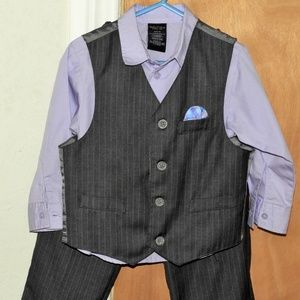 Nautica 3piece Suit Set